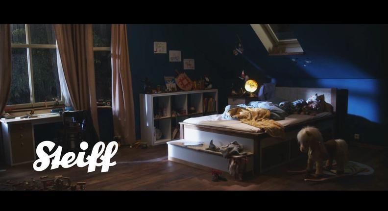 STEIFF – Don't be afraid of the dark [2012]